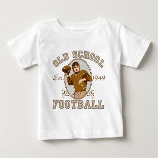 Old schoolfotbolldräkt t shirts
