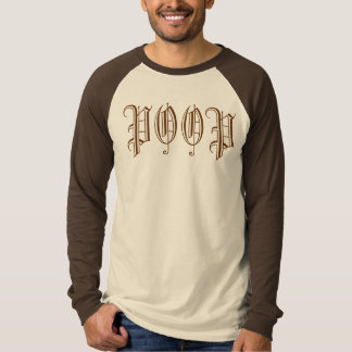 Olde Poop T Tshirts