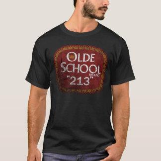 "Olde skolar ""213"" Los Angeles Tee Shirt"