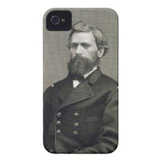 Oliver Otis Howard (1830-1909) som inristas av iPhone 4 Case-Mate Fodral