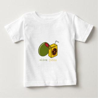Olivgrön fruktsaft tee shirt