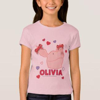 Olivia - hjärtor t-shirt