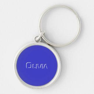Olivias nyckelring
