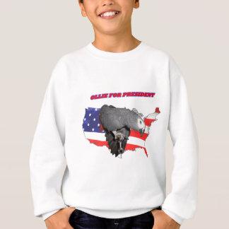 Ollie för president t shirt