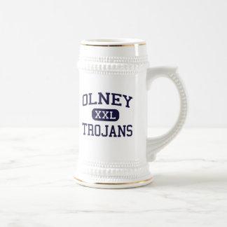 Olney - Trojans - kick - Philadelphia Pennsylvania Sejdel