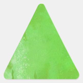 ÖlSts Patrick för klistermärke festligt grönt