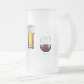 Ölvin Frostat Ölglas