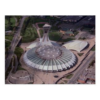 Olympic Stadium Montreal, Quebec, Kanada Vykort
