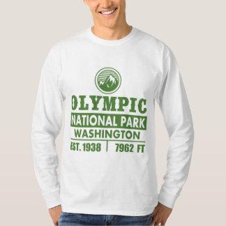 OLYMPISK NATIONALPARK WASHINGTON TRÖJA