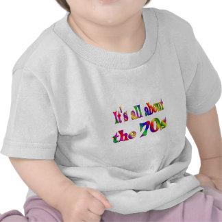 Om 70-tal t shirts