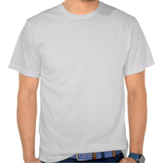 Om att gå att snedvrida (röd text) t shirts
