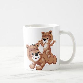 Om Daddys var nallemuggen Kaffemugg