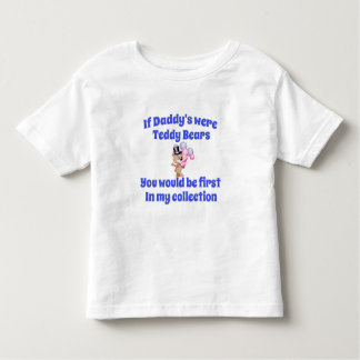 Om Daddys var nalleT-tröja T Shirt