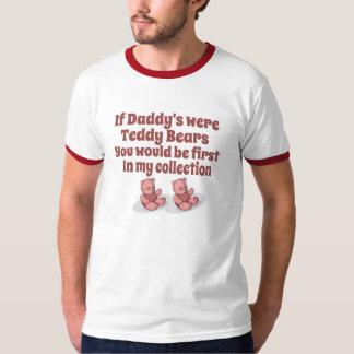 Om Daddys var Teddybears T-shirts