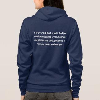 Om din gud är en sådan Wuss… T Shirts