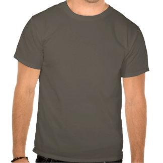 Om ditt hus är över sjukhus- eller kyrkogårdskjort tee shirts