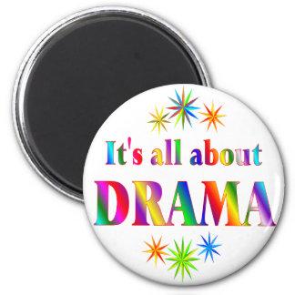 Om drama magnet