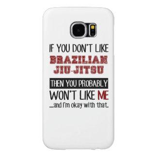 Om du inte gillar den brasilianska Jiu-Jitsu Samsung Galaxy S6 Fodral