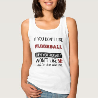 Om du inte gillar den Floorball coolan Linne