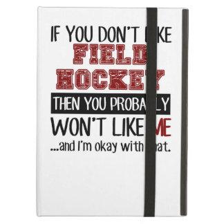 Om du inte gillar landhockeycoola iPad air skydd