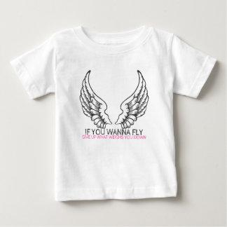 Om du önskar att flyga… t shirt