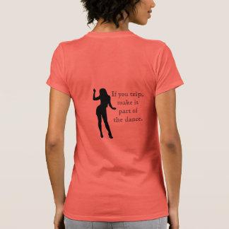 Om du snubblar tee shirts