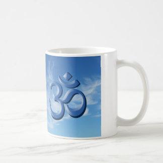 Om i himmlen kaffemugg
