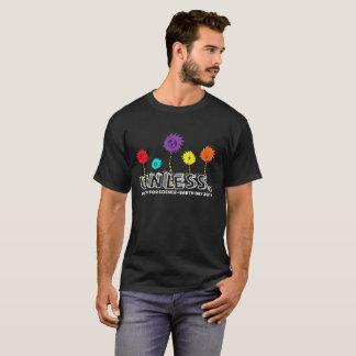Om inte marschvetenskap - jorda en kontakt dagen t shirts