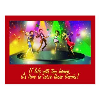 Om liv får för skurkrollen inspirera vykort (1)