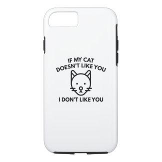 Om min katt inte gillar dig