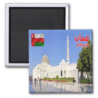 OM - Oman - Sultan Qaboos - storslagen moské