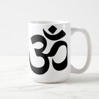 Om-Yoga Kaffemugg