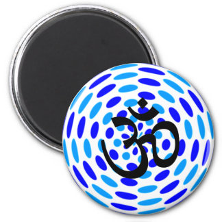 Om-Yoga - kylmagneter Magneter För Kylskåp