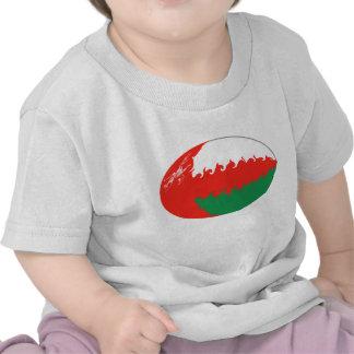 Oman Gnarly flaggaT-tröja