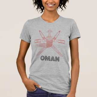 Omansk Emblem Tee