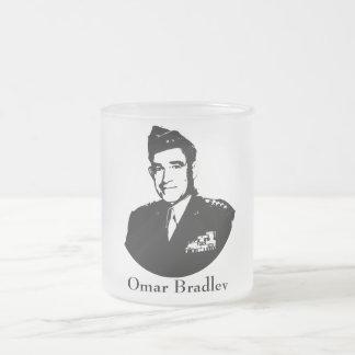 Omar Bradley -- Svartvitt Kaffe Kopp