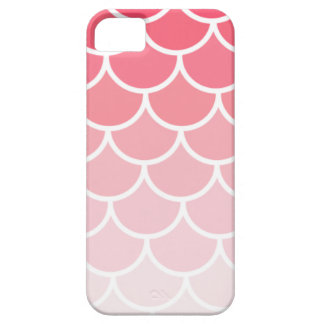 Ombre kammusslor iPhone 5 Case-Mate skal
