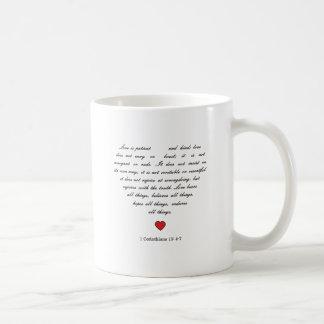 Omfamna dina drömmar kaffemugg