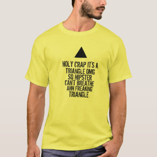 OMG-Hipstertriangel T Shirts