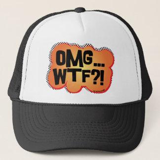 OMG… WTF?! Hatt Keps