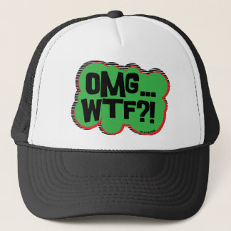 OMG… WTF?! TRUCKERKEPS