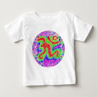 OmMantra:  Om-mantraen driver färger T-shirts