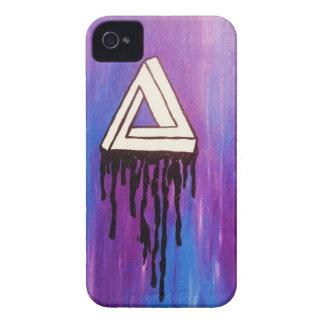 Omöjlig triangel iPhone 4 Case-Mate skydd