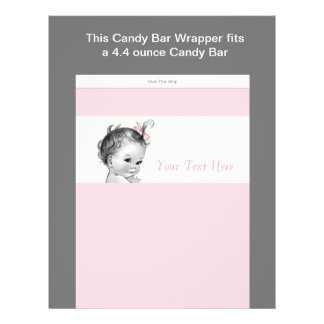 Omslag för pub för elfenben- och rosababy showergo reklamblad 21,5 x 30 cm