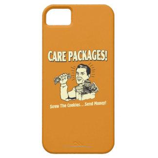 Omsorgpaket: Skruva kakor överför $ iPhone 5 Skydd