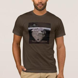 Omstörtande utslagsplats t-shirt