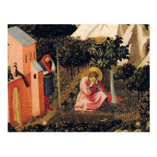 Omvandlingen av St Augustine Vykort
