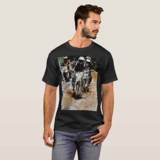 Oncoming! - MotocrossRacer Tee Shirts