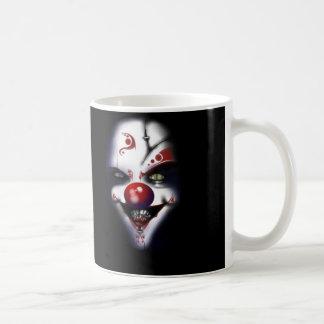 Ond clown kaffemugg