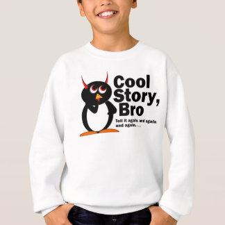 Ond Penguin™ kall berättelse Bro! Tee
